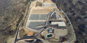 COUNTY WASTE MANAGEMENT CENTRES